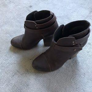 Rag and bone booties size 37